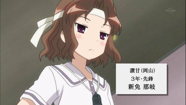 『咲-Saki- 阿知賀編』第4話