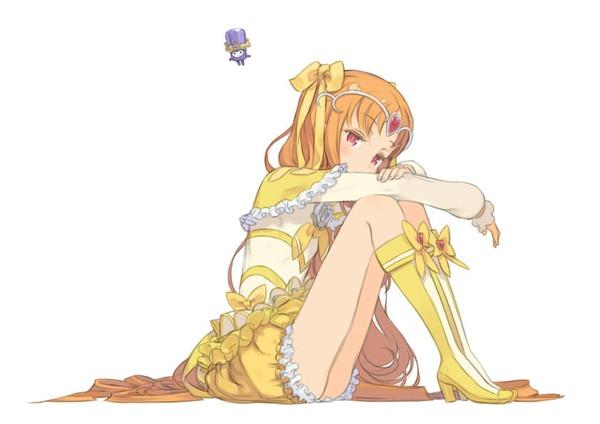 『スイートプリキュア』 一番可愛いプリキュアはアコちゃん