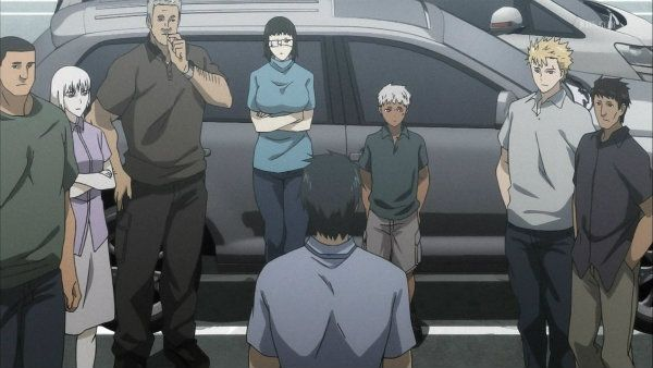 『ヨルムンガンド』第17話