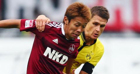 Nurnberg-v-Dortmund-Hiroshi-Kiyotake-v-Sebast_2821474