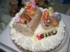 3歳誕生日ケーキ★