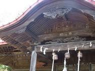 阿豆佐味天神社2
