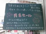 2011/07/23南行徳