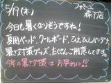 2011/5/19森下