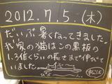 2012/7/5松江