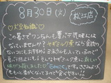 2011/8/30松江