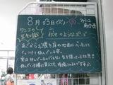 2011/8/23南行徳