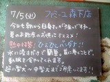 2011/7/5森下