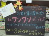 2011/11/11立石