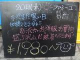 2011/01/20葛西