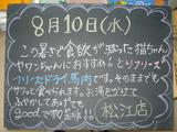 2011/8/10松江