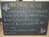 2011/11/3松江