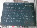 2011/09/03南行徳