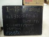 2011/01/15松江