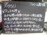 2011/7/19森下