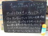 2011/01/22松江