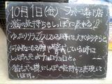 2010/10/01森下