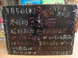 2010/8/5葛西