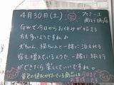 2011/04/30南行徳