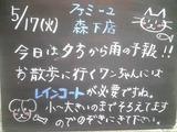2011/5/17森下
