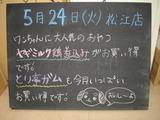 2011/5/24松江