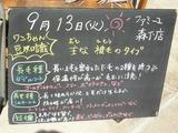 2011/9/13森下