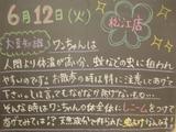 2012/6/12松江