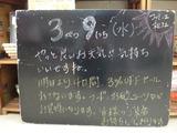 2011/3/9松江