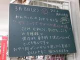 2011/3/8南行徳
