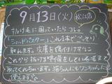2011/9/13松江