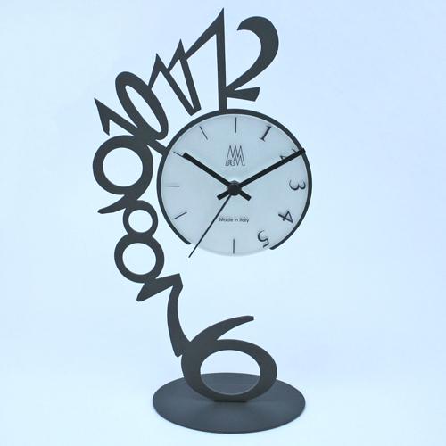 □ 6時~12時までの時計の針はい...