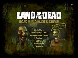 Land of the Dead TITLE