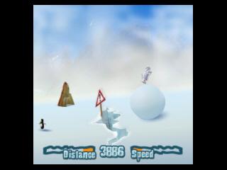 Yeti Snowball GAME