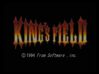 KINGS FIELD TITLE