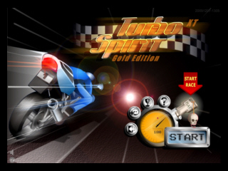 Turbo Spirit XT TITLE