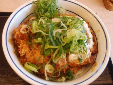 味噌カツ丼で名古屋に行った気分になる