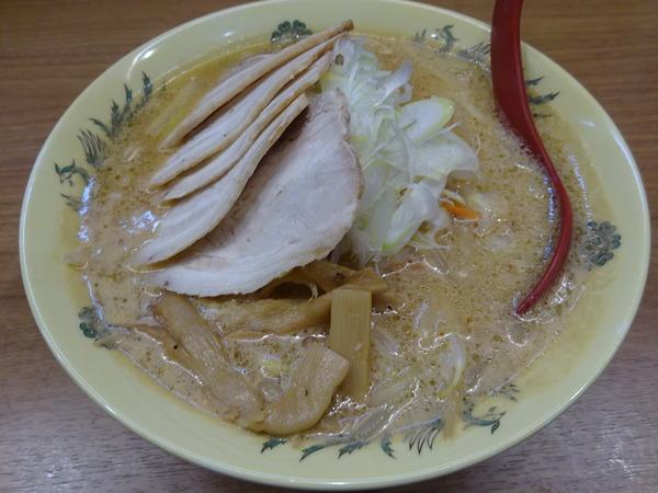 北海道らーめん坊やではスープの味を楽しむ