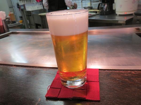 ネギ焼と昼ビール 〜うさぎ屋〜