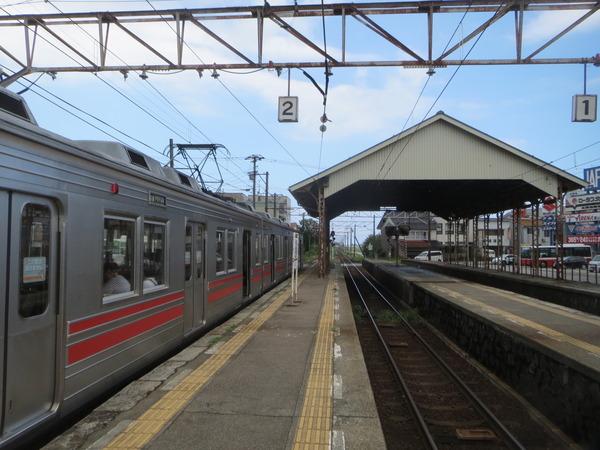 地鉄電車の旅3:宇奈月麦酒館のケルシュは極上