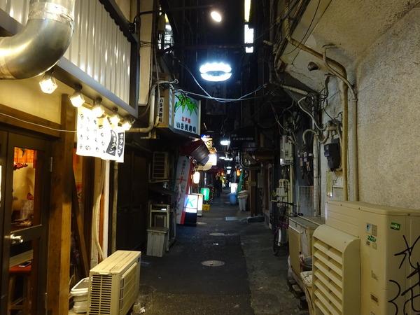 大井町でせんべろ酒場を体験した