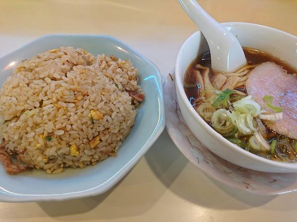 香華の炒飯は中華料理気質の味