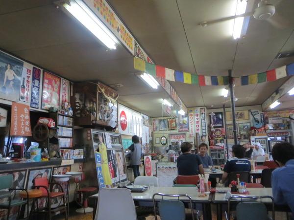 日本海食堂はレトロ博物館