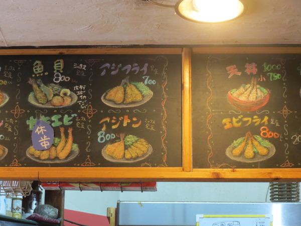 天ぷらがふたを持ち上げている −川富士−