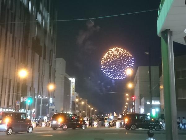 富ノ旨ミ28BYで花火大会の夜を過ごす