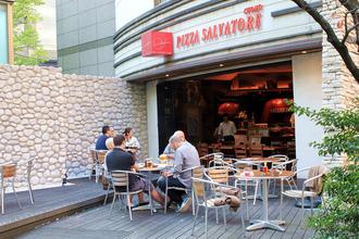 201410180201天王洲アイルのピザ屋
