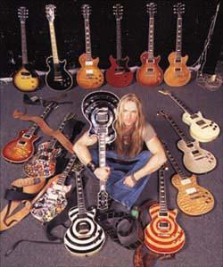 ギター ザック ワイルド