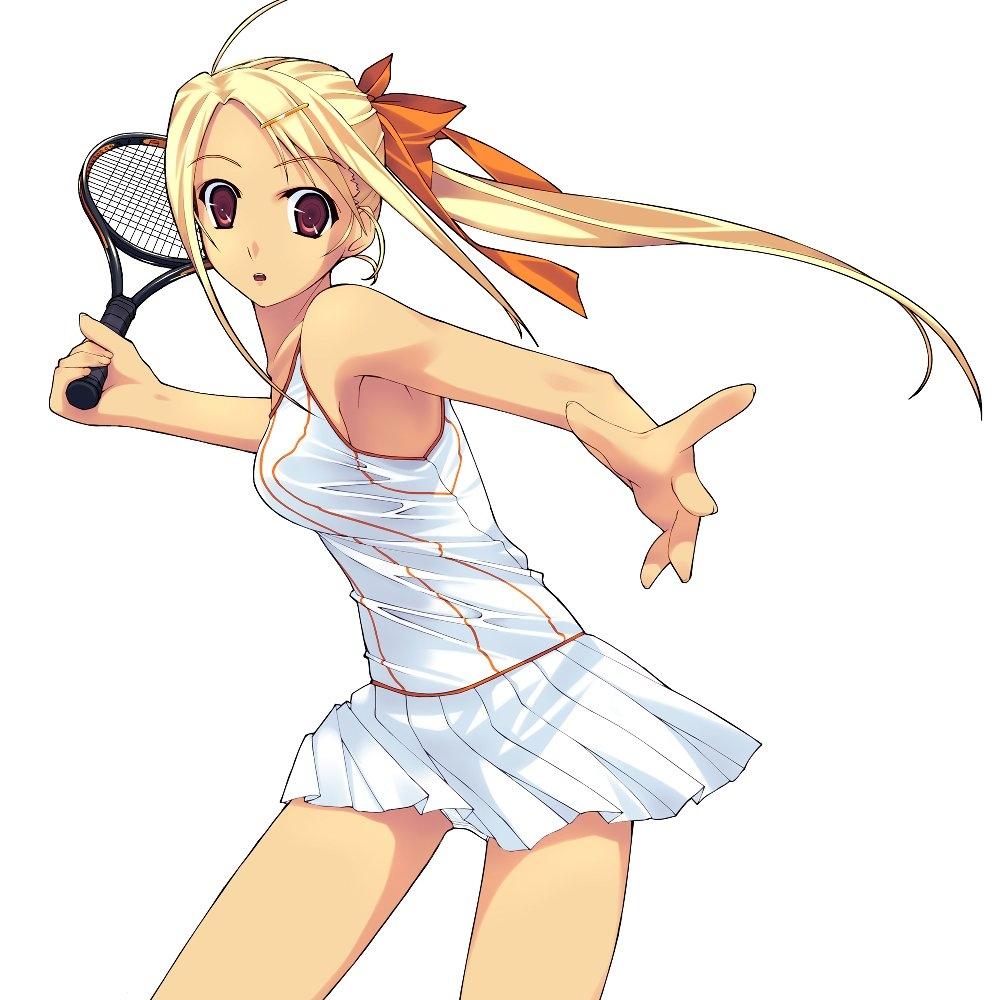 健康的なスポーツ少女の健全な画像!!