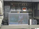 SAMレーダー制御パネル