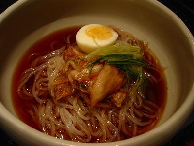 盛岡冷麺@袖山