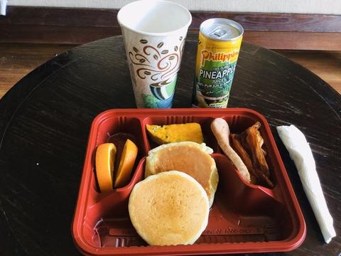 14解放日朝食